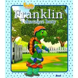 Debit - Książeczka Franklin i skaczące buty - 78134