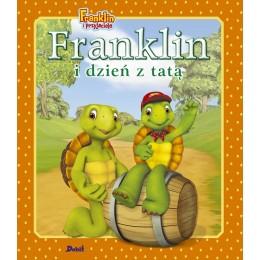 Debit - Książeczka Franklin i dzień z tatą - 79605