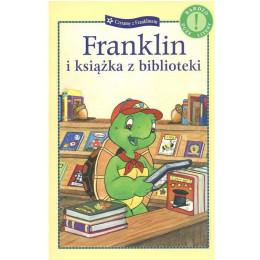 Debit - Książeczka Franklin i książka z biblioteki - 67500