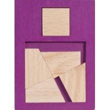 Fridolin - IQ-Test - Wypełnij przestrzeń - Duży kwadrat - 17101