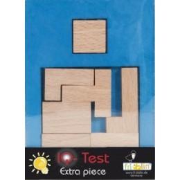 Fridolin - IQ-Test - Wypełnij przestrzeń - Mały kwadrat 3 - 17105