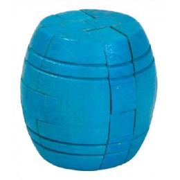 Fridolin - IQ-Test - Mini puzzle 3D - Beczka - 17592