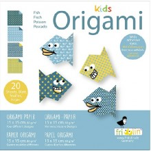 Fridolin - Kids Origami - Rybka - 11373