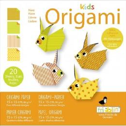Fridolin - Kids Origami - Królik - 11375