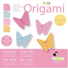 Fridolin - Kids Origami - Motyl - 11376