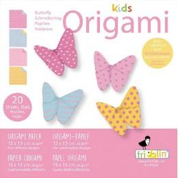 Fridolin - Kids Origami - Motyl - 11376