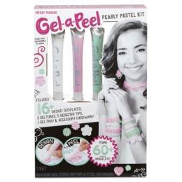 Gel-a-Peel Żelowa biżuteria - Perłowe pastele 546245