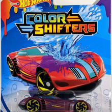 Hot Wheels Auto Zmieniające Kolor - Covelight - BHR15 GKC19