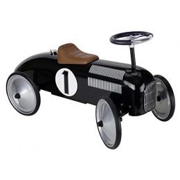 Goki – Jeździk w stylu retro – Czarny – 14164