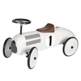 Goki – Jeździk w stylu retro – Biały – 14175