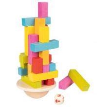 GOKI – Balansująca wieża z drewna - 56795