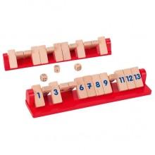 GOKI - Gra Zamknij pudełko - Shut the box - 2 graczy 56834