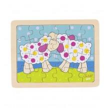 GOKI - Puzzle Susibelle - Owieczki 57506
