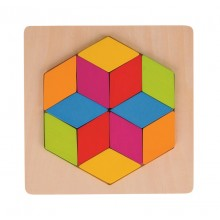 GOKI - Puzzle Mozaika - Diament 57736