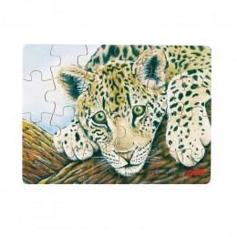 Goki - Mini Puzzle - Lampart - 57802