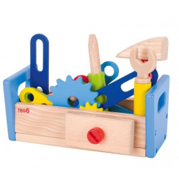GOKI 58976 Stolik majsterkowicza - Skrzynka z narzędziami
