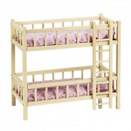 GOKI - Piętrowe łóżko dla lalek - RA206