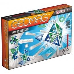 GEOMAG Klocki magnetyczne - 452 - Panels 68 elementów