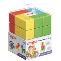GEOMAG – Klocki magnetyczne Magic Cube – 16el. 0556