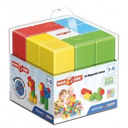 GEOMAG – Klocki magnetyczne Magic Cube – 24el. 0563