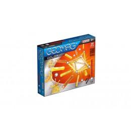 GEOMAG Klocki magnetyczne - 251 - Color 30 elementów