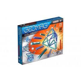 GEOMAG Klocki magnetyczne - 252 - Color 40 elementów
