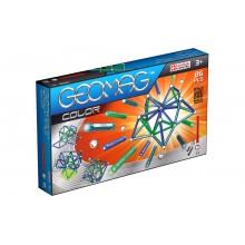 GEOMAG Klocki magnetyczne - 254 - Color 86 elementów