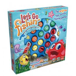 Goliath - Gra zręcznościowa - Let's Go Fishin' - Łowienie rybek - 30816