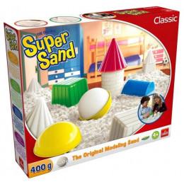 Goliath - Super Sand Classic – Piasek z foremkami – 83324