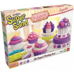 Goliath - Super Sand Cupcakes – Piasek z foremkami – 83341