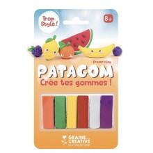Patagom – Masa do tworzenia gumek – Owoce 262415