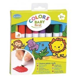 Aladine – Markery dla maluchów – 8 kolorów 42016