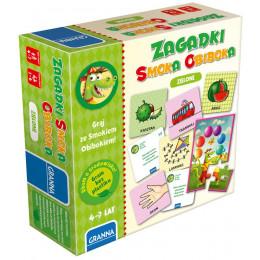 Granna – Zagadki Smoka Obiboka – Zielone - 00357