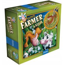 Granna - Superfarmer & Koza - Gra ekonomiczna - Edycja limitowana 3499