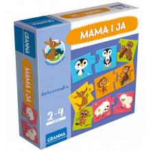Granna - Mama i ja - Moje pierwsze gry - Gra edukacyjna 3512