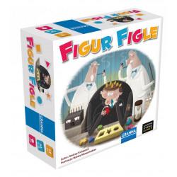 Granna - Figur figle - Gra karciana 3550