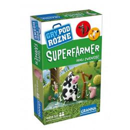 Granna Gra Superfarmer - wersja podróżna