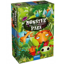 Granna - Monster Park - Gra planszowa 3543