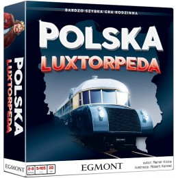 EGMONT 8949 Gra karciana - Polska Luxtropeda