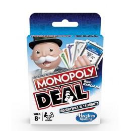 Hasbro – Gra karciana - Monopoly Deal E3113