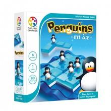 Smart Games SG155 Gra logiczna - Pingwiny na lodzie