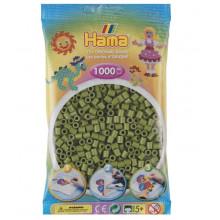 Koraliki Hama MIDI 1000 Koralików 207-84 Kolor Oliwkowy