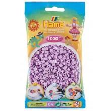 Koraliki Hama MIDI 1000 Koralików 207-96 Kolor Jasny Liliowy Pastelowy