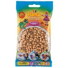 Koraliki Hama MIDI 1000 Koralików 207-75 Kolor Dębowy