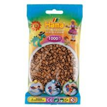 Koraliki Hama MIDI 1000 Koralików 207-76 Kolor Nugat