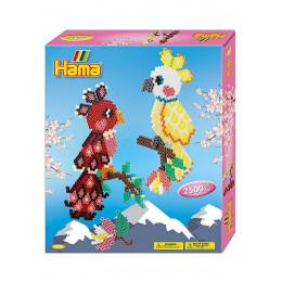 Koraliki Hama Midi - Papugi - 2,5 tys. 3246