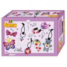 Koraliki Hama Midi - Biżuteria i breloczki - 2 tys. 3508