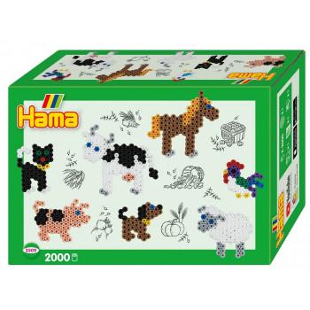HAMA MIDI 3509 Farma 2000 koralików