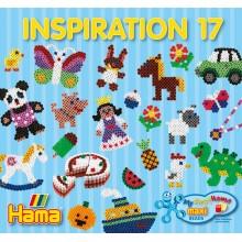 Koraliki Hama Maxi - Książeczka z Inspiracjami nr 17 - 39917