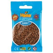 Koraliki Hama MINI 2000 Koralików 501-76 Kolor Nugat